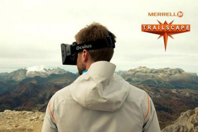 Outdoor-Apparel Brand Merrell Uses Virtual Reality to Refresh Brand