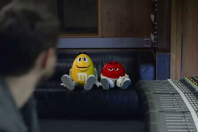 Last Night's Ads: M&M's Celebrates 75 Years of Commercials