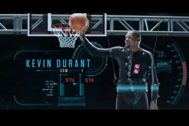 Basketball's Big Names Assemble for 2K Games Spot