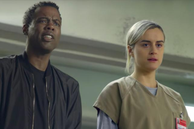 Watch: Netflix Delivers Punchline to Its 'Joke' Ads in Commercial During Emmys