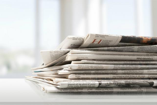 Wake-Up Call: Tronc might drop its cringeworthy name