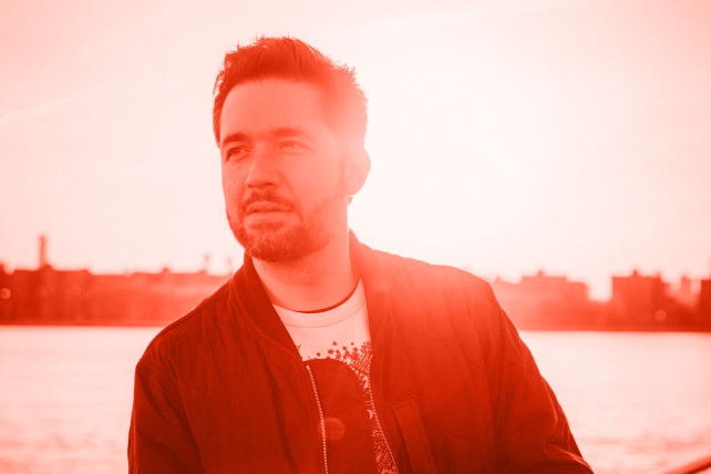 Reddit co-founder Alexis Ohanian is coming to Ad Age Next