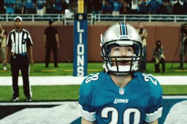 The Weekend's Ads: Young Guns Steal the Show in Nike's 'I Am Football'