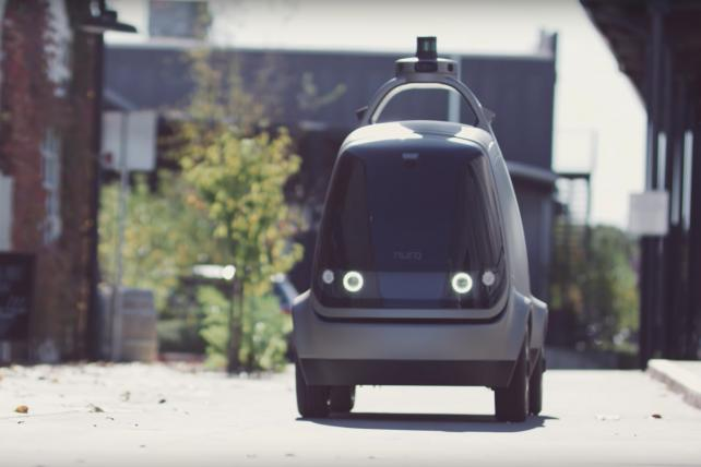 Kroger selects Arizona for self-driving delivery pilot