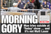 Man Attempts Suicide, New York Post Makes Matt Lauer Joke