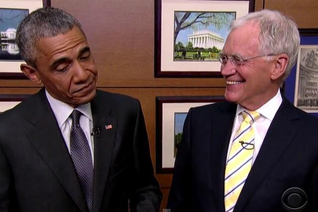 13.8 Million Viewers Bid Farewell to David Letterman