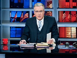 Should MSNBC Have Suspended Keith Olbermann?