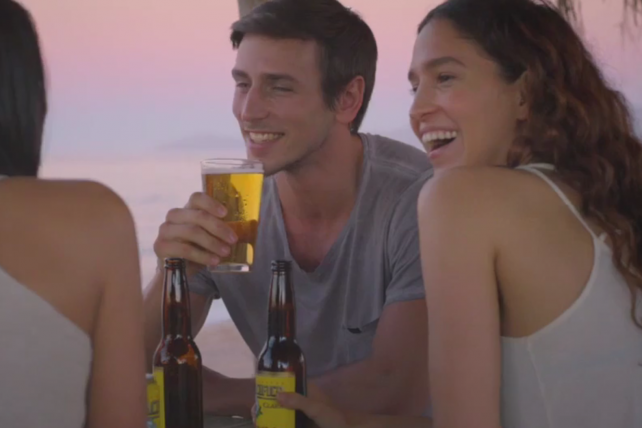 Flush With Growth, Corona Owner Continues Growing Ad Spend