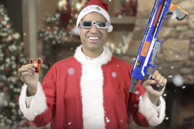 Friday Wake-Up Call: Watch the FCC chairman's Bizarre Harlem Shake Video. Plus, Retailers Dump Mario Batali
