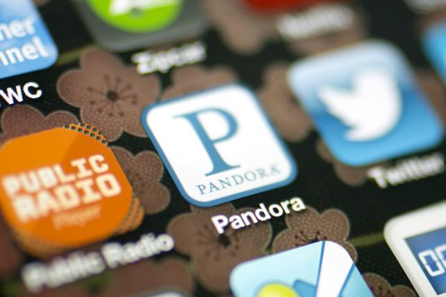 Pandora Listener Growth Slows