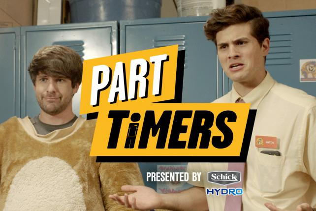 YouTube to Premiere Original Series From Smosh, Backed by Schick Hydro