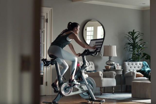 Peloton Pedals Into the Olympics With New Campaign