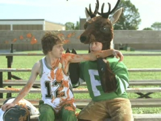 Deer Lickin