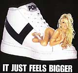 Pony Sneakers Drops Porn Star Pitchwoman