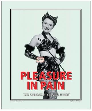 Pleasure In Pain