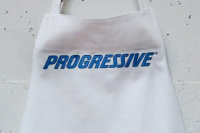 Progressive Goes Flo-less in Corporate Image Campaign