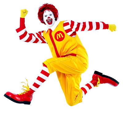Is Ronald McDonald the New Joe Camel?