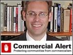Commercial Alert's Ruskin Steps Down