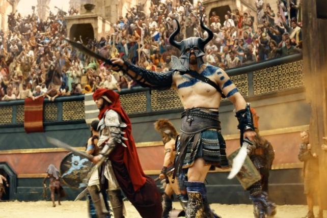 Push for Ultra HD TV Grows: Behind Samsung's Blockbuster 4K Gladiator Ad