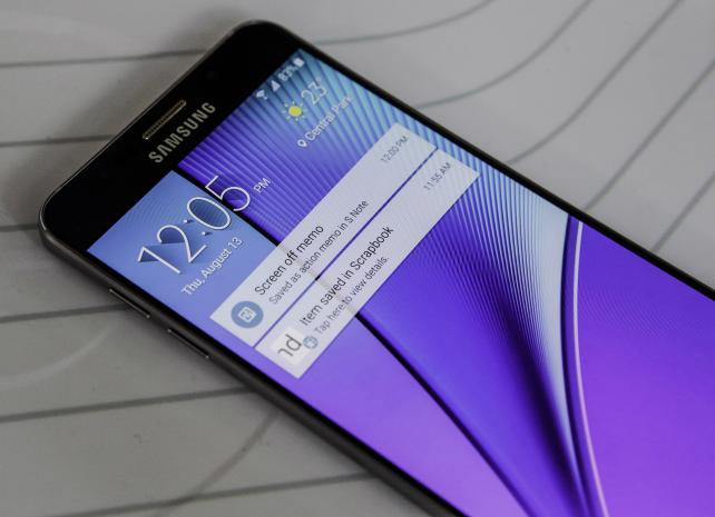 Samsung May Introduce Bendable-Screen Phones Early 2017