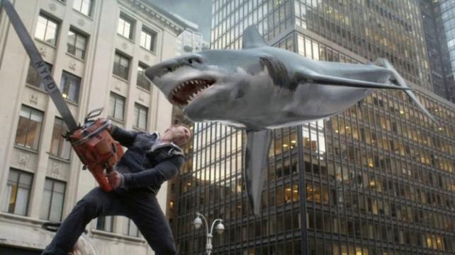 Syfy Hooks Dodge in Sprawling 'Sharknado 4' Ad Deal