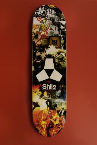 DESIGN: Shilo Bedecks Itself