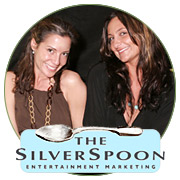 A Silver Spoon for Celebrities and Their Groupies