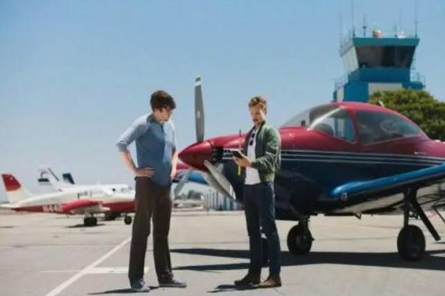 Romance, Bromance Ruined by a Cheeky Skywriter in Slim Jim's New Spot