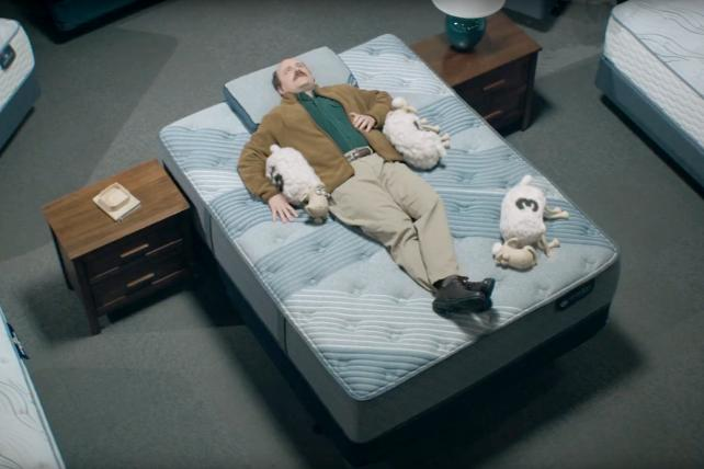Watch the Newest Ads on TV From Serta, Zillow, PlayStation
