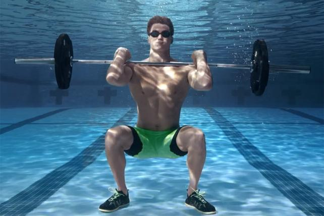 Speedo Looks to Make a Splash With Aqua Fitness Push