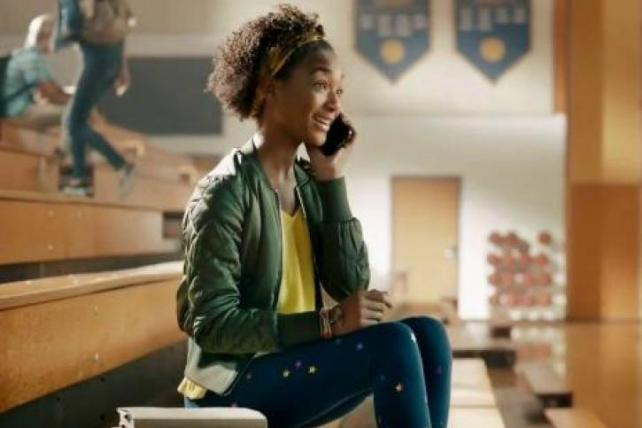 Mom Gets Help With 'ChatSnap,' 'BookFace' in Sprint's Latest Spot