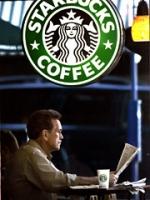 The Wall Street Journal Joins Newspaper Battle at Starbucks
