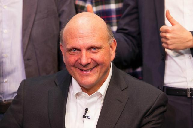 Ex-Microsoft CEO Ballmer Wins Clippers Bidding With $2B Offer
