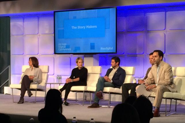 Making Stories in a Digital World: Report From Ad Age Digital Conference