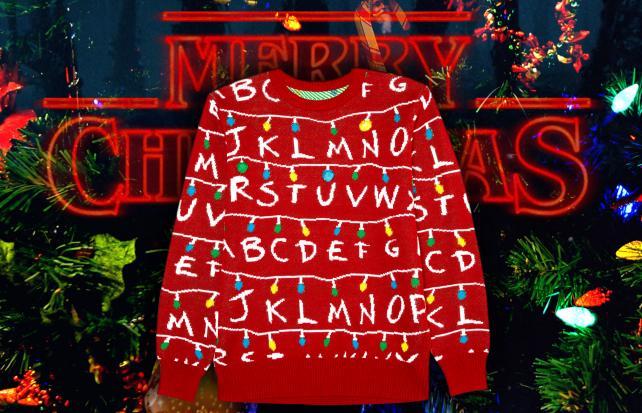 'Stranger Things' Sweaters Start of New Netflix Model