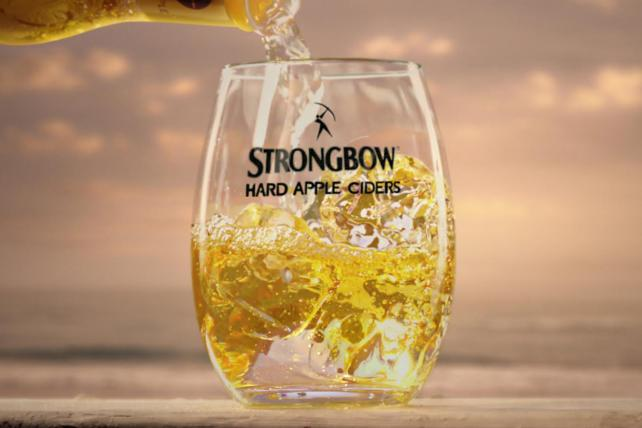 Strongbow Seeks Bite of Cider Growth With New TV Ads