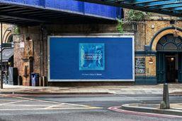 Giant Durex condom wrapper marks U.K. Freedom Day