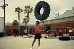 Apple Watch ad turns lazy summer into season of fitness