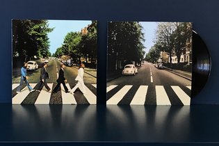 VW repositions the Beetle on The Beatles' iconic 'Abbey Road' cover to promote its parking tech