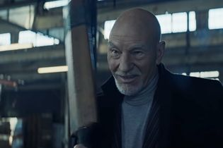 Mark Hamill and Sir Patrick Stewart face off over what's for dinner in Uber Eats saga