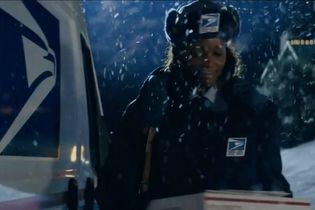 The USPS goes the distance in quietly affecting holiday ad