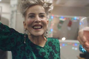 Miller Lite says farewell to cringey office holiday parties in campaign featuring Alex Prager's eerie, hyper-real statues