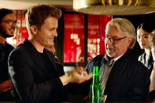 Father and son Formula 1 champs team up to promote Heineken 0.0 (and send a safety message)