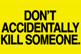 'Don't accidentally kill someone,' says W+K's COVID-19 campaign for the residents of Oregon