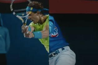 Nike merges the moves of athletes in rousing ad about the drive that unites them all