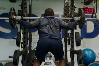 Oikos celebrates NFL players' bubble butts for the Super Bowl