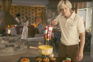 Old Spice promises hair as thick-looking as fondue in '70s throwback ads