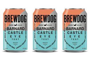 A political scandal inspired Brewdog's 'Barnard Castle Eye Test' beer