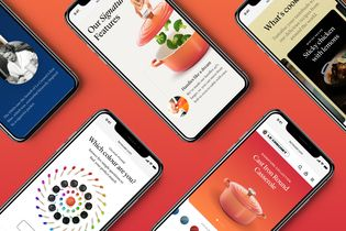 Le Creuset revamps digital offering as it aims for more direct-to-consumer sales