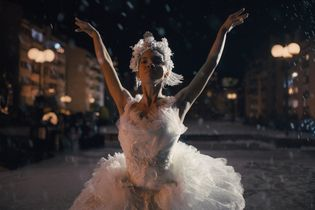 The show must go on in Amazon's Christmas ad about a ballerina's thwarted dreams